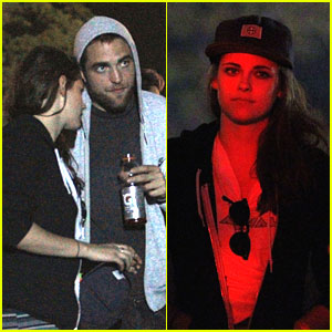 Robert Pattinson & Kristen Stewart: Coachella 2013 with Katy Perry!
