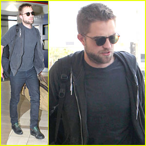 Robert Pattinson Finds a 'Map To The Stars'