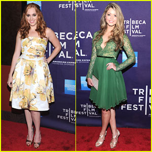 Sasha Pieterse & Andrea Bowen: 'G.B.F.' Tribeca Premiere