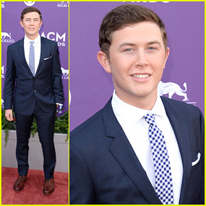 Scotty McCreery -- ACM Awards 2013