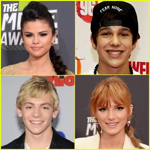 Selena Gomez & Bella Thorne: Radio Disney Music Awards 2013 Presenters!