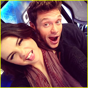 Selena Gomez Talks 'Come & Get It' with Ryan Seacrest