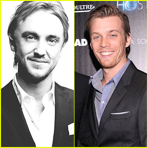 Tom Felton & Jake Abel: 'Ghosts Of The Pacific' Stars