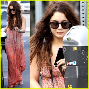 Vanessa Hudgens: Video Message For Fans - Watch Now!