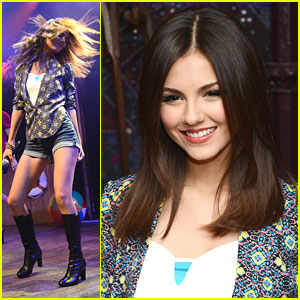 Victoria Justice: House of Blues Summer Tour Kick-Off Concert!