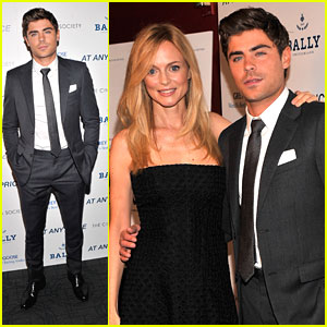 Zac Efron: 'At Any Price' Premiere in NYC!