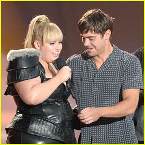 Zac Efron -- MTV Movie Awards 2013