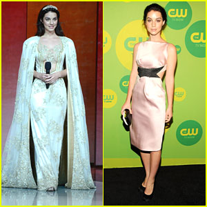 Adelaide Kane 'Reign's at CW Upfronts 2013