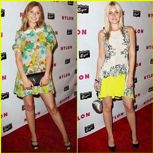 Aly & AJ Michalka: Nylon Young Hollywood Party 2013