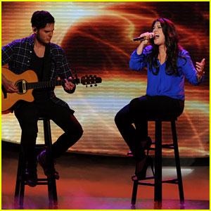 American Idol Top 4: Kree Harrison Performs - Watch Now!