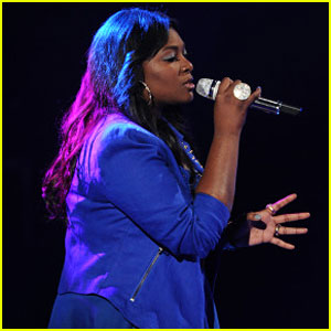 American Idol Top 3: Candice Glover Performs - Watch Now!