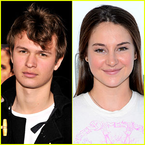 Ansel Elgort: 'Fault in Our Stars' Male Lead!