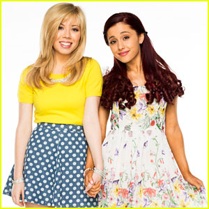 Ariana Grande & Jennette McCurdy: 'Sam & Cat' Premiering June 8th!