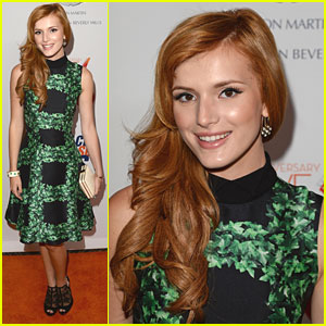 Bella Thorne: Race to Erase MS Gala 2013