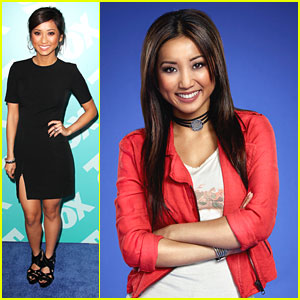 Brenda Song: Fox Upfronts 2013