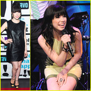 Carly Rae Jepsen: 'Live! with Kelly & Michael' Lady