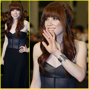 Carly Rae Jepsen: Social Star Awards 2013