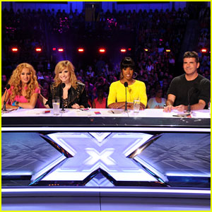 Demi Lovato: First Look at 'X Factor' Season 3!