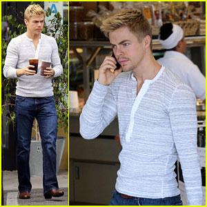 Derek Hough: Not Headed to 'The Bachelor'!