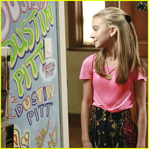 G Hannelius is Crushing on 'Dog With A Blog'