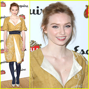 Eleanor Tomlinson Talks 'The White Queen'