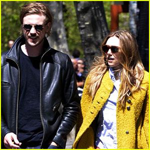 Elizabeth Olsen: Soho Stroll with Boyd Holbrook
