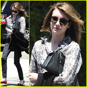 Emma Roberts: 'I Forgot To Experience Real Life'