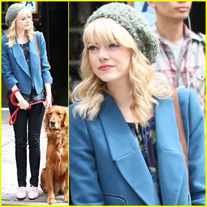 Emma Stone Talks About 'Spider-Man 2' Twist