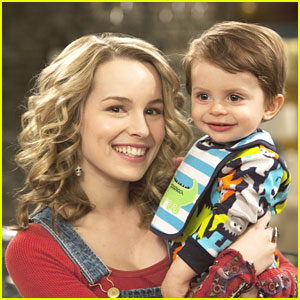 Bridgit Mendler: New 'Good Luck Charlie' Tomorrow!