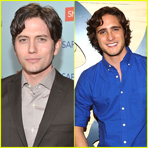 Jackson Rathbone & Diego Boneta are 'The Dead Men'