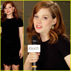 Jane Levy: Variety Emmy Studio