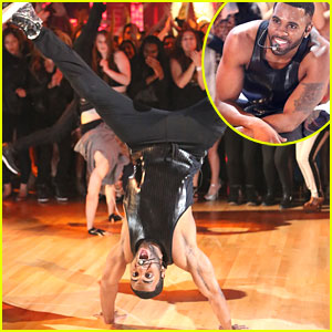 Jason Derulo: 'The Other Side' on 'DWTS'!