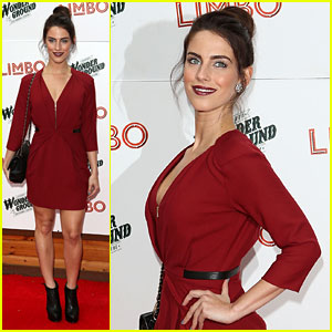 Jessica Lowndes: 'Limbo' Opening Night
