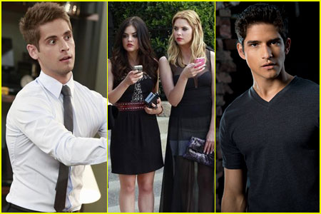 JustJaredJr's Summer 2013 Television Preview!