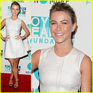 Julianne Hough: Joyful Heart Foundation Gala 2013