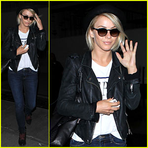 Julianne Hough: 'Safe Haven' In Stores Now!