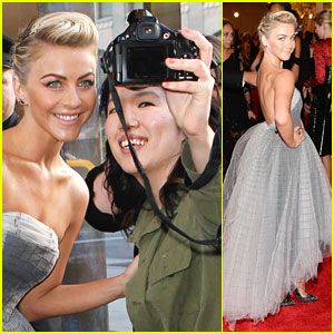 Julianne Hough -- Met Ball 2013
