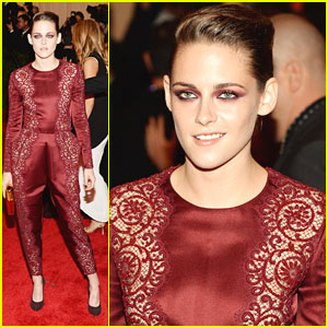 Kristen Stewart -- Met Ball 2013