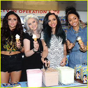 Little Mix: Ice Cream Truck Cuties!