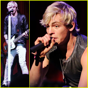 Ross Lynch: R5 Vancouver Concert Pics!