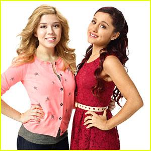 Jennette McCurdy & Ariana Grande: New 'Sam & Cat' Promos!