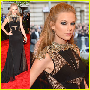 Taylor Swift -- Met Ball 2013