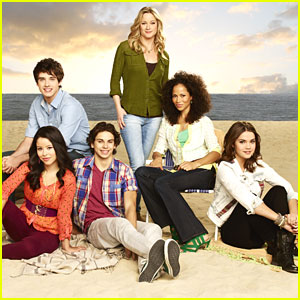 Maia Mitchell & Jake T. Austin: New Pics From 'The Fosters'!