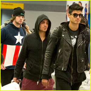 The Wanted Address Alleged One Directon Feud