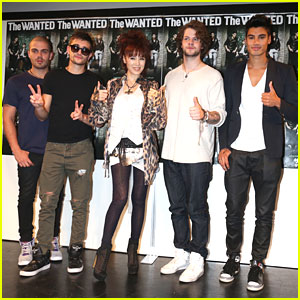 The Wanted: Special Showcase in Tokyo