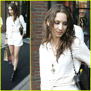 Troian Bellisario on Tyler Blackburn Heading to Ravenswood: 'We Want Him on Our Show'