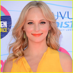 'Vampire Diaries' Interview: Candice Accola Talks Klaroline's Future