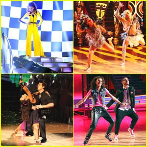 Zendaya & Aly Raisman: DWTS Finalists!