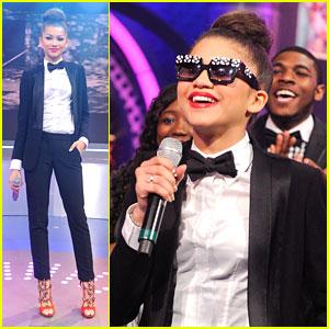 Zendaya & Trevor Jackson: BET's '106 & Park' Pair