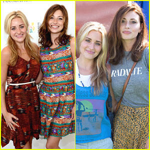 Aly & AJ Michalka: Just Jared's Summer Kickoff Party Presented By McDonald's!